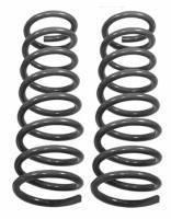 Steering And Suspension - Springs