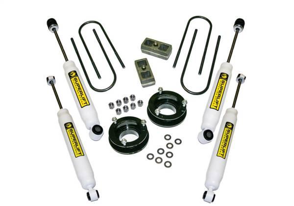 Superlift - Superlift 2 Level 1 Lift Kit-03-13 Ram 2500/03-12 3500/06-13 1500 Mega Cab 4WD K1005