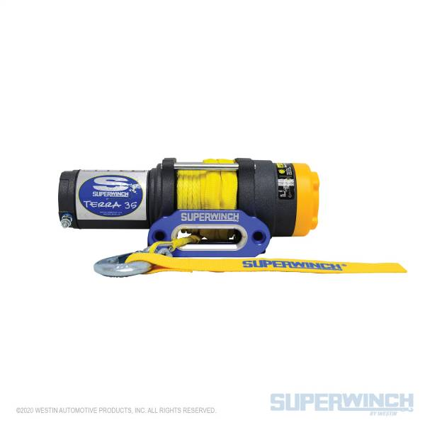 Superwinch - Superwinch Terra 35SR Winch 1135230
