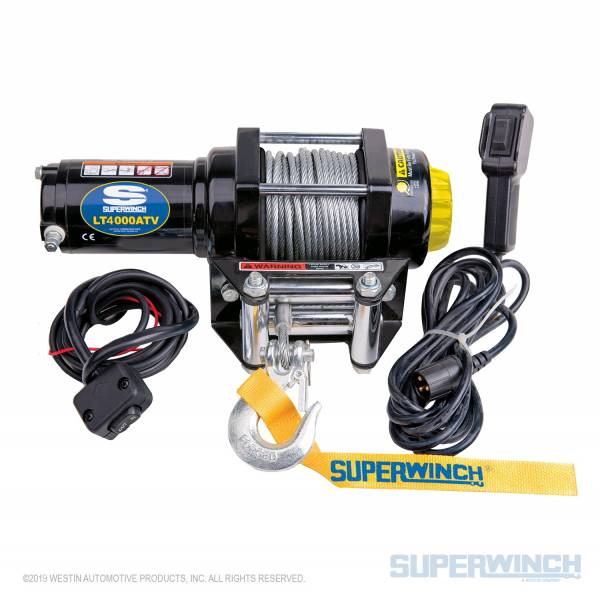 Superwinch - Superwinch LT4000 Winch 1140220