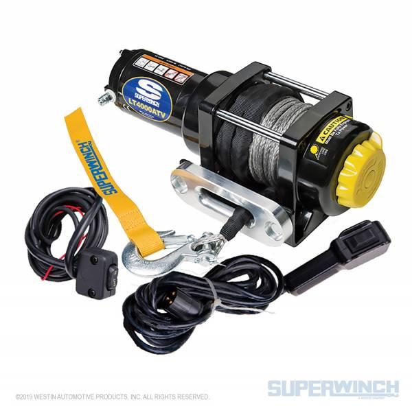 Superwinch - Superwinch LT4000SR Winch 1140230