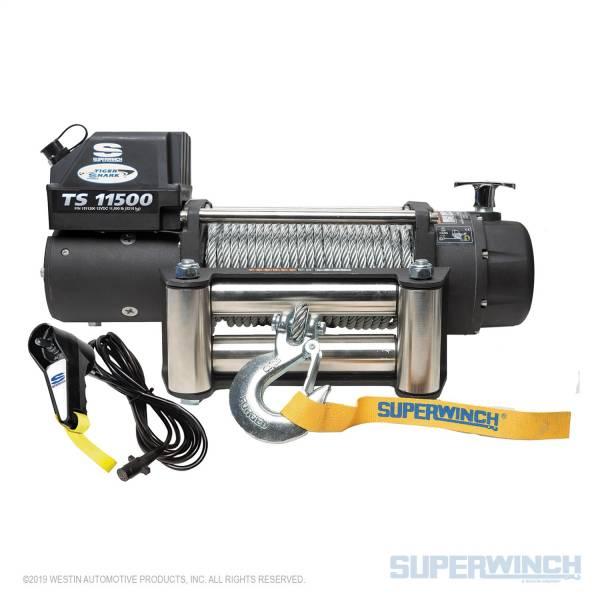 Superwinch - Superwinch Tiger Shark 11500 Winch 1511200