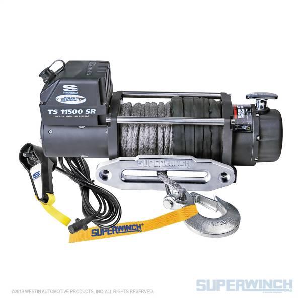 Superwinch - Superwinch Tiger Shark 11500SR Winch 1511201