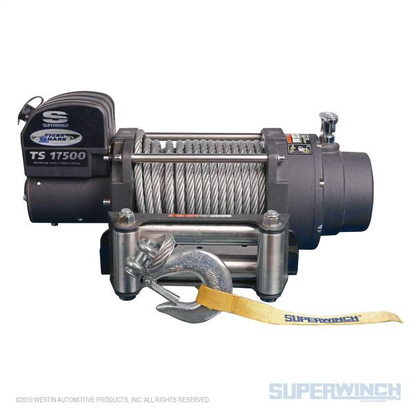 Superwinch - Superwinch Tiger Shark 17500 Winch 1517200
