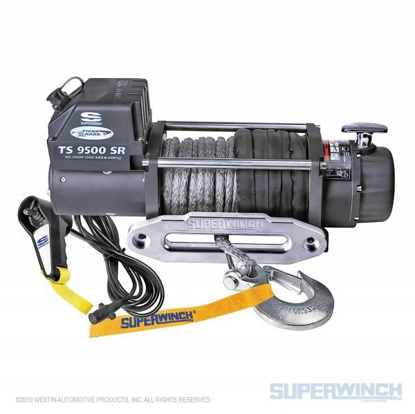 Superwinch - Superwinch Tiger Shark 9500SR Winch 1595201