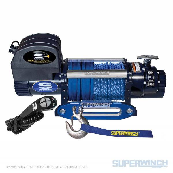 Superwinch - Superwinch Talon 12.5SR Winch 1612201