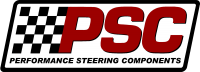 PSC Steering - 13 Inch Aluminum Steering Wheel Black PSC Performance Steering Components