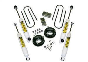 Steering And Suspension - Lift & Leveling Kits - Superlift - Superlift 2 Level 1 Lift Kit-03-13 Ram 2500/03-12 3500/06-13 1500 Mega Cab 4WD K1005