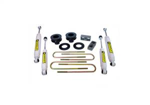 Steering And Suspension - Lift & Leveling Kits - Superlift - Superlift 2.5 Level 1 Lift Kit-11-16 F-250 4WD K1007