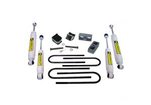 Steering And Suspension - Lift & Leveling Kits - Superlift - Superlift 2 Level 1 Lift Kit-11-16 F-250/F-350 4WD K1008