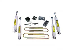 Steering And Suspension - Lift & Leveling Kits - Superlift - Superlift 2 Level 1 Lift Kit-05-10 F-250/F-350 4WD K1009