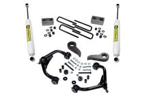 Superlift - Superlift 3 Lift Kit-11-19 Chevy/GMC 2500HD-w/SL Rear Shocks K1010