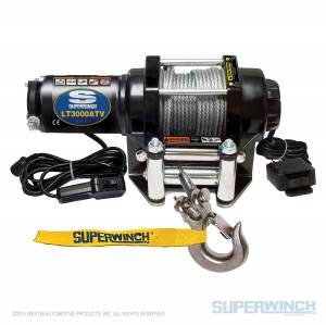 Superwinch - Superwinch LT3000 Winch 1130220