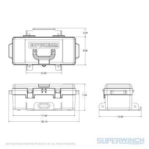 Superwinch - Superwinch Winch2Go Winch 1140232 - Image 2