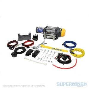 Superwinch - Superwinch Terra 45 Winch 1145220