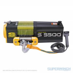 Superwinch - Superwinch S5500 Winch 1455200