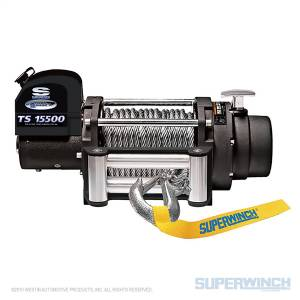 Superwinch - Superwinch Tiger Shark 15500 Winch 1515200