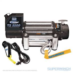 Superwinch - Superwinch Tiger Shark 9500 Winch 1595200