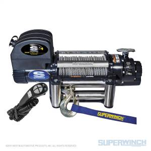 Superwinch - Superwinch Talon 12.5 Winch 1612200