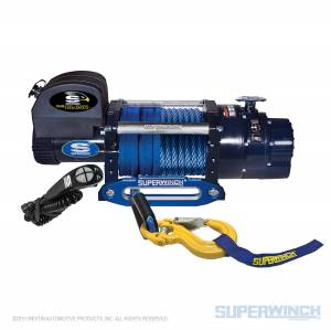 Superwinch - Superwinch Talon 18SR Winch 1618201