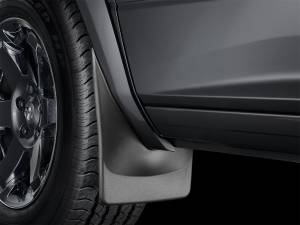 Exterior - Accessories - Weathertech - Weathertech MudFlap No-Drill DigitalFit MudFlap Kit 110035-120076