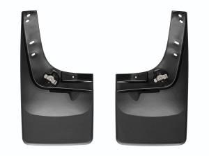 Exterior - Accessories - Weathertech - Weathertech MudFlap No-Drill DigitalFit MudFlap Kit 110037-120024