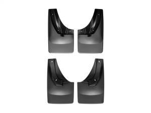 Exterior - Accessories - Weathertech - Weathertech MudFlap No-Drill DigitalFit MudFlap Kit 110045-120024