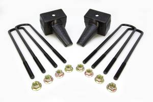Steering And Suspension - Suspension Parts - ReadyLift - ReadyLift Block And Add-A-Leaf Kit 26-3205