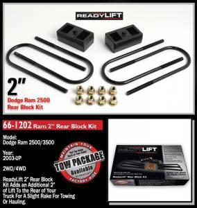 ReadyLift - ReadyLift Rear Block Kit 66-1202 - Image 2