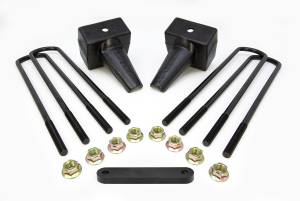 Steering And Suspension - Springs - ReadyLift - ReadyLift Rear Block Kit 66-2222