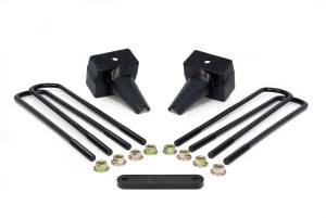Steering And Suspension - Springs - ReadyLift - ReadyLift Rear Block Kit 66-2295