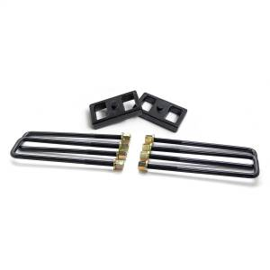 Steering And Suspension - Springs - ReadyLift - ReadyLift Rear Block Kit 66-3111