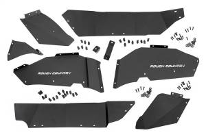 Exterior - Fender Flares - Rough Country - Rough Country Inner Fenders 10498A