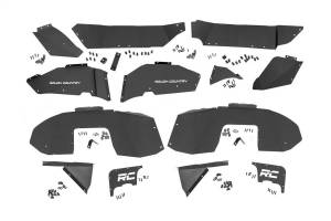 Exterior - Fender Flares - Rough Country - Rough Country Inner Fenders 10499