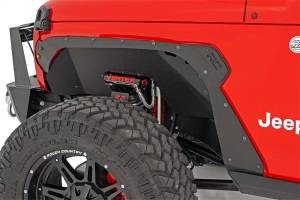 Exterior - Fender Flares - Rough Country - Rough Country Fender Delete Kit 10539