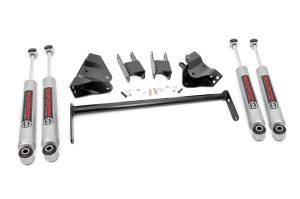 Steering And Suspension - Lift & Leveling Kits - Rough Country - Rough Country Front Leveling Kit 51130