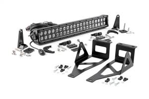 Lighting - Offroad Lights - Rough Country - Rough Country Cree Black Series LED Light Bar 70665