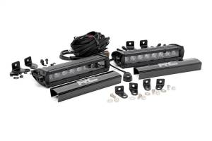 Lighting - Offroad Lights - Rough Country - Rough Country Cree Black Series LED Light Bar 70697