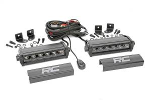 Rough Country - Rough Country Cree Black Series LED Light Bar 70706BL