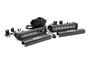 Rough Country - Rough Country Cree Black Series LED Light Bar 70728BL