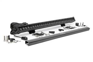 Rough Country - Rough Country Cree Black Series LED Light Bar 70730BL