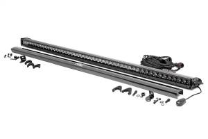 Rough Country - Rough Country Cree Black Series LED Light Bar 70750BL