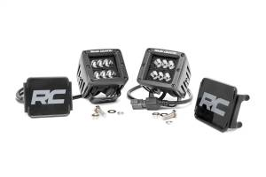 Rough Country - Rough Country Cree Black Series LED Light 70903BL