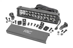 Rough Country - Rough Country Cree Black Series LED Light Bar 70912BD
