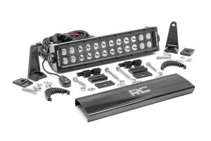 Rough Country - Rough Country Cree Black Series LED Light Bar 70912BL