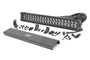 Rough Country - Rough Country Cree Black Series LED Light Bar 70920BD