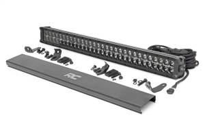 Rough Country - Rough Country Cree Black Series LED Light Bar 70930BD