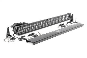 Rough Country - Rough Country Cree Black Series LED Light Bar 70930BL