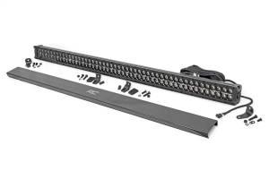 Rough Country - Rough Country Cree Black Series LED Light Bar 70950BDA