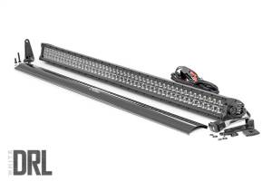 Rough Country - Rough Country Cree Black Series LED Light Bar 70950BLKDRL